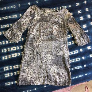100% silk Joie dress - M